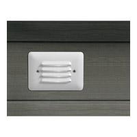 Kichler 15072WHT Landscape 12v 12V 11.6 watt Textured White Deck Light 5 inch