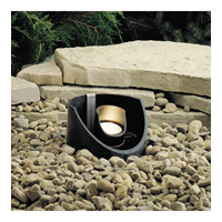 Kichler 15092BKT Landscape 12V 12V 50 watt Textured Black Landscape In-Ground Light