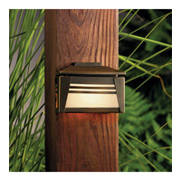 Kichler Lighting Zen Garden 1 Light Landscape 12V Deck in Olde Bronze 15110OZ
