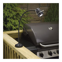 Kichler Lighting BBQ 1 Light Landscape 12V Specialty in Black Material 15123BK