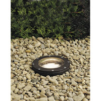 Kichler Lighting Outdoor Low Volt Landscape 12V In-Ground in Architectural Bronze 15194AZ photo thumbnail