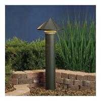 Kichler 15211AZT Six Groove 120V 75 watt Textured Architectural Bronze Landscape 120V Path & Spread