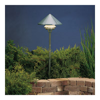 Kichler Lighting Six Groove 1 Light Landscape 120V Path & Spread (Head Only) in Textured Midnight Spruce 15211MST