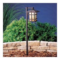 Kichler 15232AGZ Cross Creek 120V 25 watt Aged Bronze Landscape 120V Path & Spread photo thumbnail