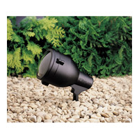 Kichler Lighting HID High Intensity Discharge 1 Light Landscape 120V Accent in Textured Black 15241BKT photo thumbnail