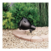 Kichler Lighting HID High Intensity Discharge 1 Light Landscape 120V Accent in Textured Black 15251BKT photo thumbnail