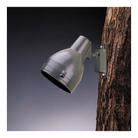 Kichler Lighting HID High Intensity Discharge 1 Light Landscape 120V Downlight in Textured Midnight Spruce 15255MST