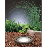 Kichler 15263AZ Hid High Intensity Discharge 120V 70 watt Architectural Bronze Landscape 120V In-Ground