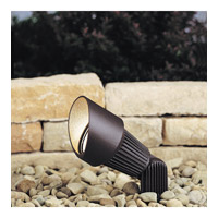 Kichler Lighting Accent 1-Lt 12V Landscape 12V Accent in Textured Architectural Bronze 15309AZT