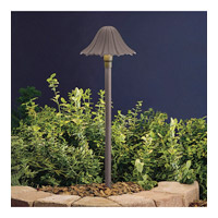 Kichler Lighting Outdoor Low Volt 1 Light Landscape 12V Path & Spread in Textured Architectural Bronze 15314AZT
