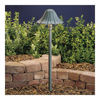 Kichler 15314MST Landscape 12V 12V 24.4 watt Textured Midnight Spruce Landscape Path Light