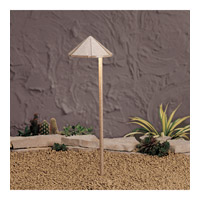 Kichler Lighting Six Groove 1 Light Landscape 12V Path & Spread in Beach 15315BE