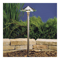 Landscape 12V 12V 24 watt Brushed Nickel Landscape Path Light