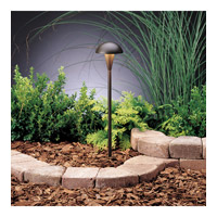 Kichler 15323AZT Eclipse 12V 24.4 watt Textured Architectural Bronze Landscape 12V Path & Spread photo thumbnail