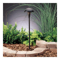 Kichler Lighting Eclipse 1 Light Landscape 12V Path & Spread in Textured Black 15323BKT photo thumbnail