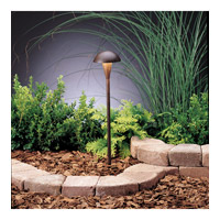 Kichler Lighting Eclipse 1 Light Landscape 12V Path & Spread in Textured Tannery Bronze 15323TZT