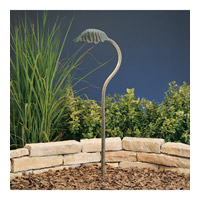 Kichler Lighting Leaf 1 Light Landscape 12V Path & Spread in Patina Bronze 15324PZ photo thumbnail