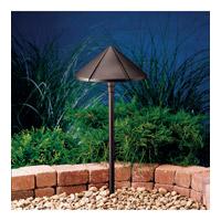 Kichler 15328AZT Six Groove 12V 24.4 watt Textured Architectural Bronze Landscape 12V Path & Spread