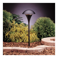 Kichler Lighting Eclipse 1 Light Landscape 12V Path & Spread in Textured Black 15336BKT photo thumbnail