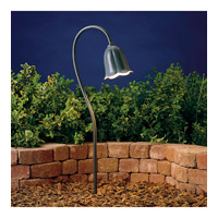 Kichler Lighting Tulip 1 Light Landscape 12V Path & Spread in Textured Midnight Spruce 15349MST