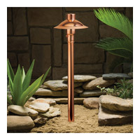Kichler 15350CO Copper 12V 24.4 watt Copper Landscape 12V Path & Spread photo thumbnail