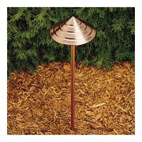 Kichler 15351CO Copper 12V 24.4 watt Copper Landscape 12V Path & Spread