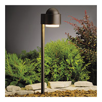 Kichler 15360AZT Landscape 12V 12V 24.4 watt Textured Architectural Bronze Landscape Path Light
