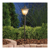 Kichler 15367TZT Landscape 12V 12V 24.4 watt Textured Tannery Bronze Landscape Path Light