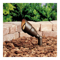 Landscape 12V 12V 50 watt Textured Architectural Bronze Landscape Accent Light in 20W Flood Bulb Included, Single