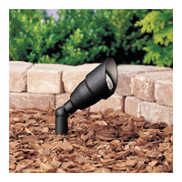 Kichler Lighting Accent 1-Lt 12V Landscape 12V Accent in Textured Black 15374BKT
