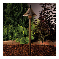 Kichler Lighting Gate House 1 Light Landscape 12V Path & Spread in Olde Bronze 15379OZ photo thumbnail