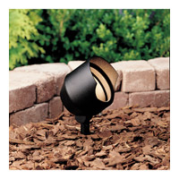 Kichler Lighting Accent 1-Lt 12V Landscape 12V Accent in Textured Black 15381BKT