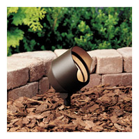 Kichler 15383AZT Landscape 12v 12V 75 watt Textured Architectural Bronze Landscape Accent Light