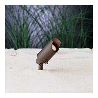 Kichler Lighting Accent 1-Lt 12V Landscape 12V Accent in Bronzed Brass 15384BBR photo thumbnail