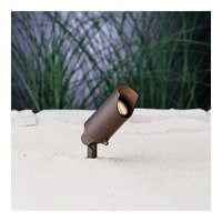 Kichler Lighting Accent Lndscp 12V w/20WFL lamp Landscape 12V Accent in Bronzed Brass 15384BBR20L photo thumbnail
