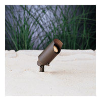 Kichler Lighting Accent Lndscp 12V w/20WFL lamp Landscape 12V Accent in Bronzed Brass 15384BBR20L12 photo thumbnail