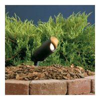 Kichler 15384BKT Landscape 12V 12V 50 watt Textured Black Landscape Accent Light in Bulb Not Included, Single