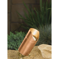 Kichler Lighting Accent 1-Lt 12V Landscape 12V Accent in Copper 15384CO