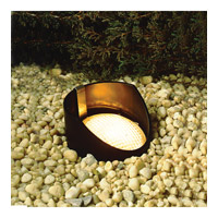 Kichler Lighting Outdoor Low Volt 1 Light Landscape 12V In-Ground in Black Material 15388BK