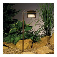 Kichler Lighting Zen Garden 1 Light Landscape 12V Path & Spread in Olde Bronze 15391OZ photo thumbnail