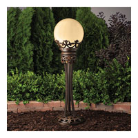 Kichler Lighting Vintage Park Specialty 1-Lt 12V Gazing Ball in Textured Tannery Bronze 15400TZT