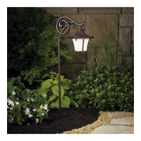 Kichler Lighting Cotswold 1 Light Landscape 12V Path & Spread in Aged Bronze 15420AGZ photo thumbnail
