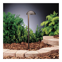Kichler Lighting Eclipse 1 Light Landscape 12V Path & Spread in Textured Architectural Bronze 15423AZT photo thumbnail