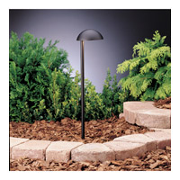 Kichler Lighting Eclipse 1 Light Landscape 12V Path & Spread in Textured Black 15423BKT