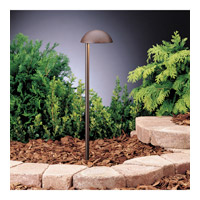 Kichler Lighting Eclipse 1 Light Landscape 12V Path & Spread in Textured Tannery Bronze 15423TZT