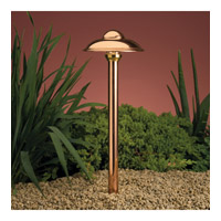 Kichler Lighting Copper 1 Light Landscape 12V Path & Spread in Copper 15431CO photo thumbnail