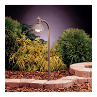 Kichler 15438OB Seaside 12V 18.5 watt Olde Brick Landscape 12V Path & Spread in Single