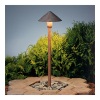 Kichler Lighting Outdoor Low Volt 1 Light Landscape 12V Path & Spread in Olde Brick 15439OB6