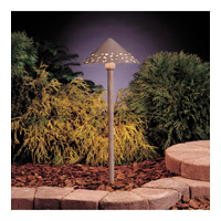 Kichler 15443OB12 Lace 12V 24.4 watt Olde Brick Landscape 12V Path & Spread in 12 Count