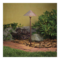 Kichler Lighting Lace 1 Light Landscape 12V Path & Spread in Textured Tannery Bronze 15443TZT